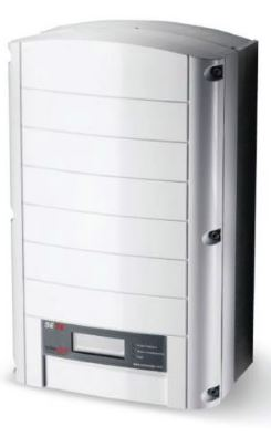 Solaredge SE 17k inverter